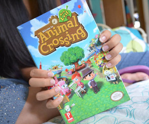 animal crossing, girl, and photography image