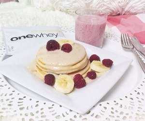 berries, еда, and cupcake image