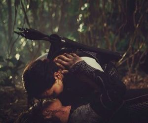 katniss everdeen, peeta mellark, and the hunger games image