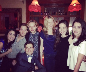 reign, adelaide kane, and cast image