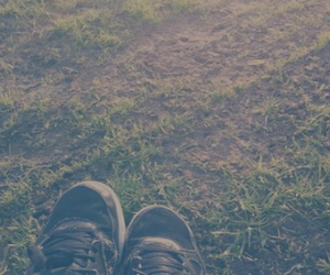 chilling, grass, and live life image