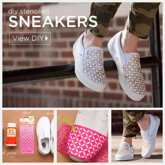diy and sneakers image