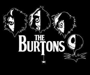 tim burton, Burton, and dark image