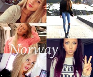 girls, norway, and tcmn image