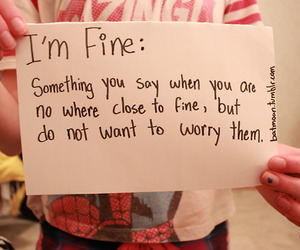 quote and i'm fine image