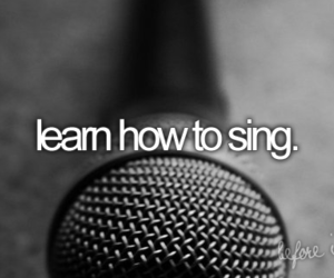 sing, before i die, and learn image