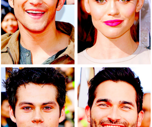 tyler hoechlin and holland roden image