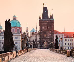 city and prague image