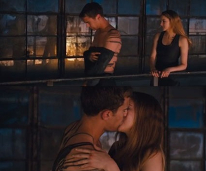 *-*, love, and tris&four image
