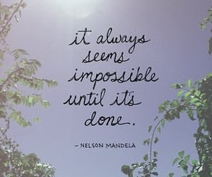 inspiration, motivation, and nelson mandela image