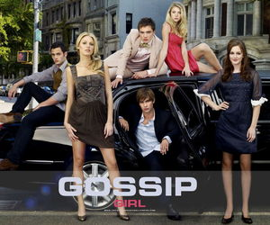 gossip girl and xoxo image