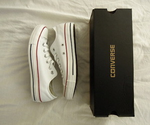 converse and white image