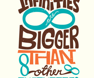 infinity, john green, and the fault in our stars image