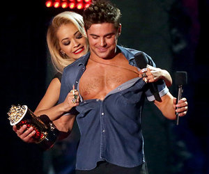 rita ora, zac efron, and love image