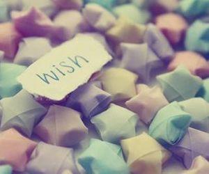 wish, stars, and Dream image