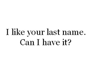 love, quotes, and last name image