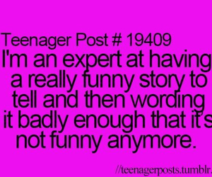 funny, teenager post, and story image