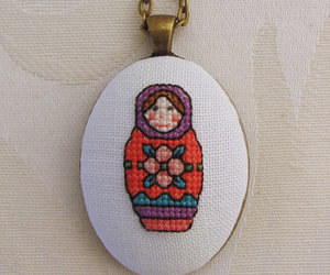 necklace, pendant, and cute image