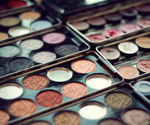 makeup, pretty, and cosmetics image