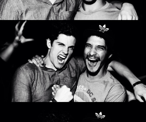 teen wolf, tyler posey, and daniel sharman image