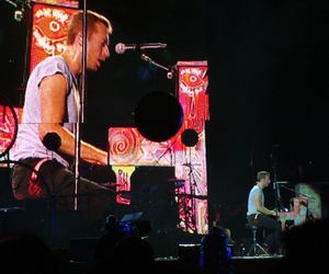 alternative, Chris Martin, and coldplay image