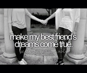 before i die, best friend, and come image