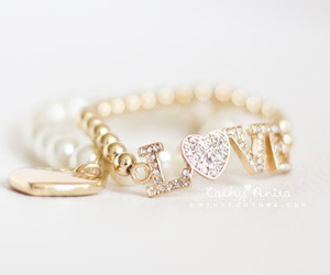 love and bracelet image