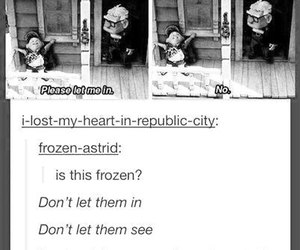 disney, up, and frozen image
