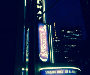 broadway, cinderella, and lovely image