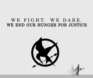 fight, hope, and the hunger games image