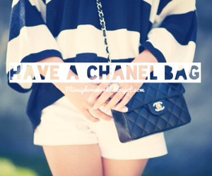 chanel bag, bucketlist, and mineiphoneworld image
