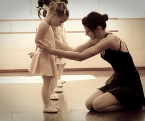 adorable, ballet, and girl image