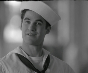 glee, darren criss, and glee funny image