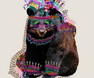 bear, cool, and inspiration image