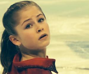 figure skating, russia, and yulia image