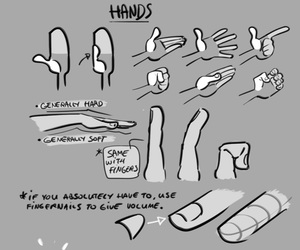 hands, drawing, and draw image