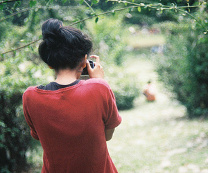 girl, photography, and indie image