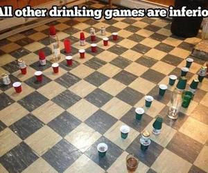 alcohol and chess image