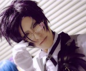 cosplay, claude faustus, and black butler image