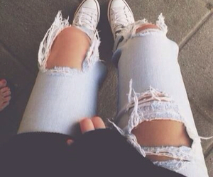 converse, girly, and love it image