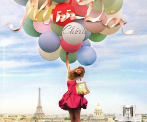 advertisements, balloons, and pastels image