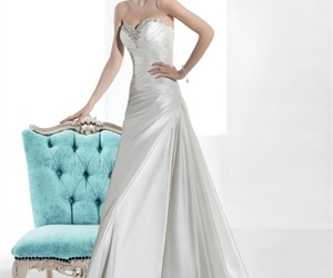 bridal gown, wedding gown, and 2014 wedding dress image