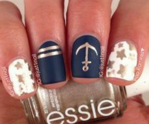 cool, nails, and stars image