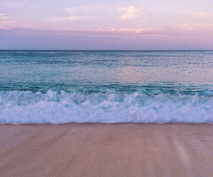 beach, colours, and sky image
