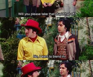 the big bang theory, funny, and leonard image
