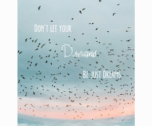 dreams, quotes, and inspirational quotes image