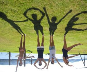 love, people, and shadow image
