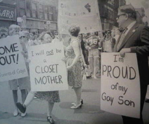 gay, black and white, and proud image