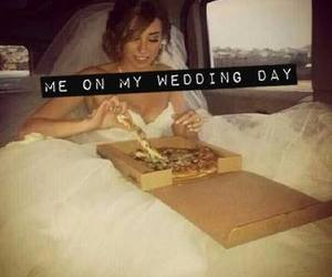 bride, cool, and food image