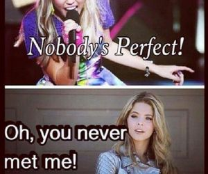 pll, pretty little liars, and hannah montana image